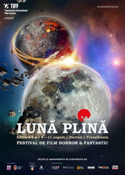 A inceput cea de-a 8-a editie a Festivalului International de Film Horror & Fantastic Luna Plina de la Biertan