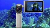 Pasionat de scufundari? Filmeaza sub apa cu noua camera Sony