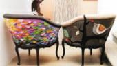 Un altfel de design interior: Alegoria pasiunilor tale prinde viata