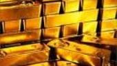 Pretul aurului a scazut cu 2%