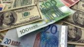 Euro s-a depreciat fata de dolar, in urma declaratiilor presedintelui Fed