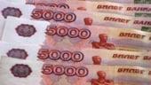 Rubla a coborat sub pragul istoric de 60 de unitati pentru un dolar