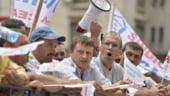 Se opresc protestele la Oltchim: angajatii asteapta intalnirea cu Ministrul Economiei