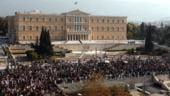 Violente in Grecia: Protestele au strans peste 50.000 de persoane