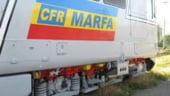 CFR Marfa estimeaza pentru 2014 venituri de 1,11 miliarde lei