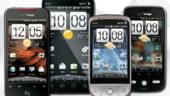 HTC in noiembrie: venituri in scadere cu 20%
