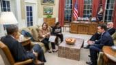 Cum se schimba strategia lui Obama dupa atacurile de la Paris?