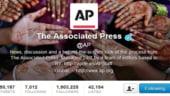 Hackeri au postat pe contul Twitter al agentiei AP un mesaj fals privind explozii la Casa Alba