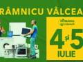Ramnicu Valcea participa in campania Romania Recicleaza pe 4 si 5 iulie