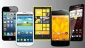 Vanzarile de smartphone-uri le-au depasit pe cele de telefoane obisnuite pentru prima data