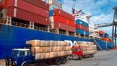 Exporturile din Germania au scazut pentru a treia luna consecutiv
