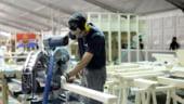Eurostat: Romania, locul cinci in UE la scaderea productiei industriale