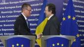 """Barroso, despre Romania: """"Absorbtia fondurilor europene este dureros de scazuta"""""""
