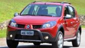 Premiera: noul Renault Sandero Stepway