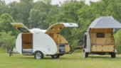 Casa off-road: Venture OHV, rulota mini pentru aventurile tale in natura