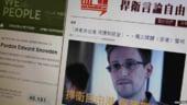 """China refuza extradarea lui Snowden, pe motiv ca ar """"insela"""" asteptarile intregii lumi"""
