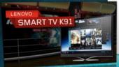 CES 2012: Lenovo lanseaza primul televizor cu Android 4.0