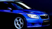 Skoda Auto a inceput testele cu modelul Fabia Super 2000