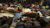 Inca 3 milioane de refugiati sirieni vin spre Europa? Bombele rusesti creeaza un nou val migrationist