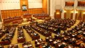Parlamentul se reuneste in sesiune extraordinara, inclusiv pe buget