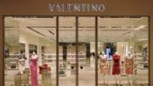 Valentino deschide primul magazin in Romania