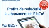 RisCo - Verificare Firme Online intra in cursa reducerilor de Black Friday