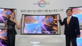 Un televizor uimitor, cu ecran curbat, lansat de Samsung (Video)