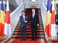 Iohannis si premierul japonez: Nu putem accepta inarmarea nucleara a Coreii de Nord. Sa se intensifice la maxim presiunea asupra ei (Video)