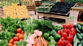 Importurile Romaniei de fructe si legume au crescut cu 52% in primele patru luni