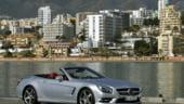Mercedes SL: Lux german la pachet
