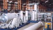 Productia industriala a crescut cu peste 8% in primele patru luni