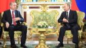 Putin se intalneste din nou cu Erdogan. Soarta lui Assad este pe masa negocierilor