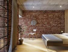 dormitor Loft
