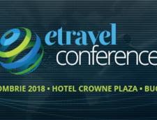 eTravel Conference 2018 va avea loc pe 24 octombrie la Crowne Plaza