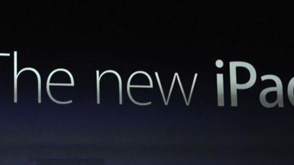 iPad: Pariul Apple pentru un an fiscal de succes