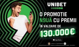 iPhone 12 PRO, MacBook Air, iPad 8 si alte gadgeturi de top, printre miile de premii din noua campanie Unibet aprilie-mai 2021
