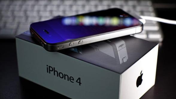 iPhone 4S la preturi cuprinse intre 799 si 2.199 lei
