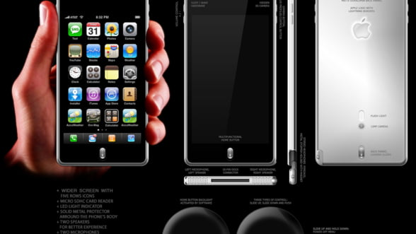 iPhone 4S se lanseaza oficial in Romania