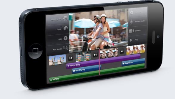 iPhone 5: E oficial, Apple a lansat cel mai asteptat smartphone