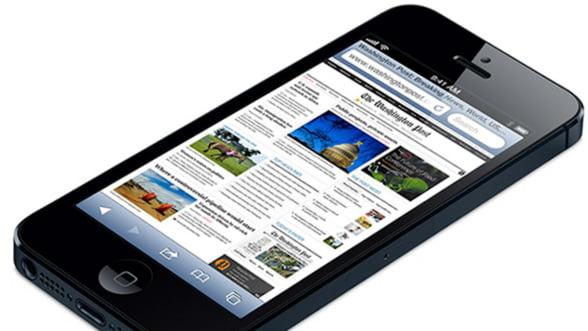 iPhone 5 ajunge in Romania in noiembrie. Vezi preturile