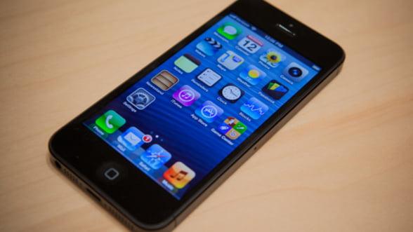 iPhone 5 va fi la raft din 21 septembrie: Cand vine in Romania
