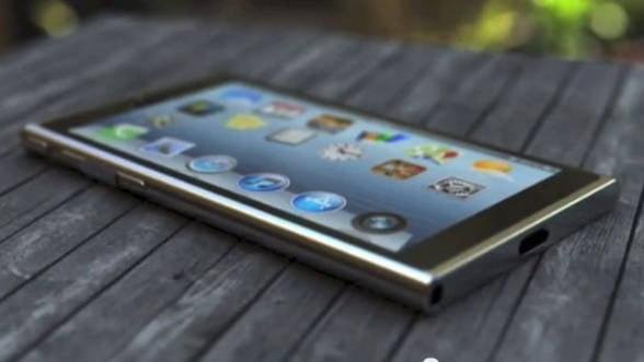 iPhone 6, la fel de subtire ca iPod Touch (VIDEO)