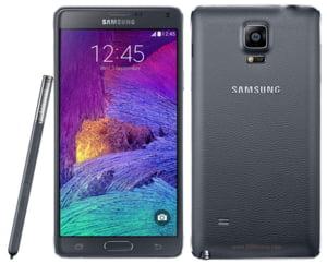 iPhone 6 Plus are un rival puternic: Cat costa Samsung Galaxy Note 4 in Romania