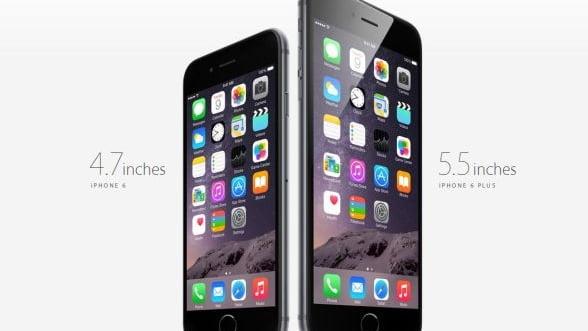 iPhone 6 si iPhone 6 Plus vor fi disponibile in peste 115 tari pana la sfarsitul anului