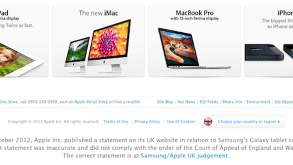 iScuza: Apple invata sa isi recunoasca greselile