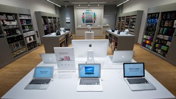 iStyle a investit circa 200.000 de euro intr-un nou magazin Apple