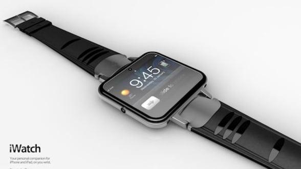 iWatch: Ce motive ar avea Apple sa lanseze un smartwatch?