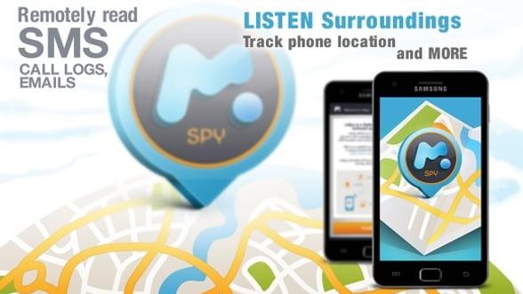 mSpy, aplicatie de spionaj pentru iPhone si Android