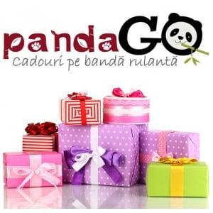 pandaGO.ro - Am dat drumul la CADOURI online pe banda rulanta
