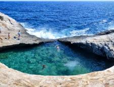 piscine naturale exotice Thassos